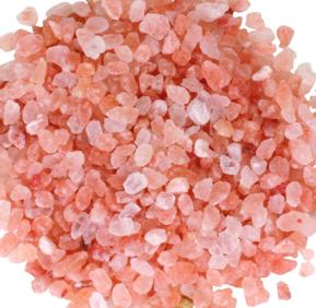 Himalayans salt