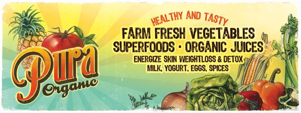 Pura Organic & TAYSP