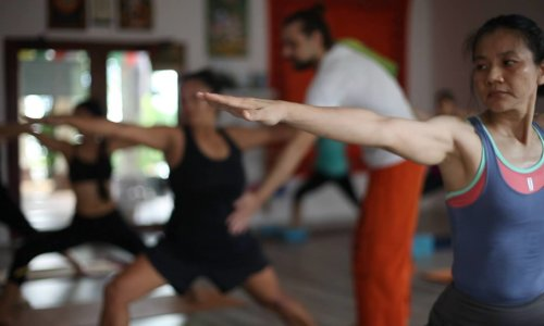 Ashtanga Yoga Intensive Course 201